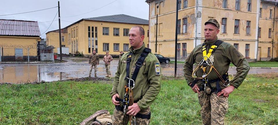 В Ужгороді пройшли змагання присвячені Дню захисника України (ФОТО), фото-4