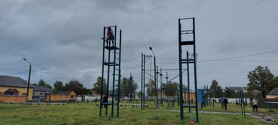 В Ужгороді пройшли змагання присвячені Дню захисника України (ФОТО), фото-6