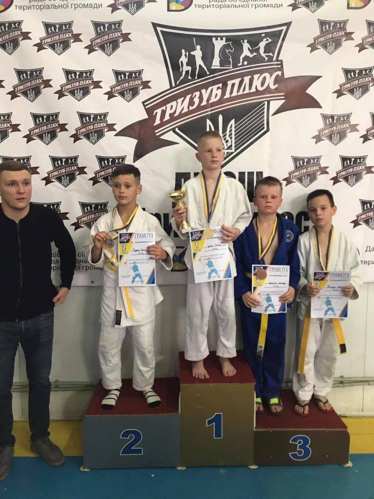 Дзюдоїсти з Ужгорода привезли три медалі (ФОТО), фото-1