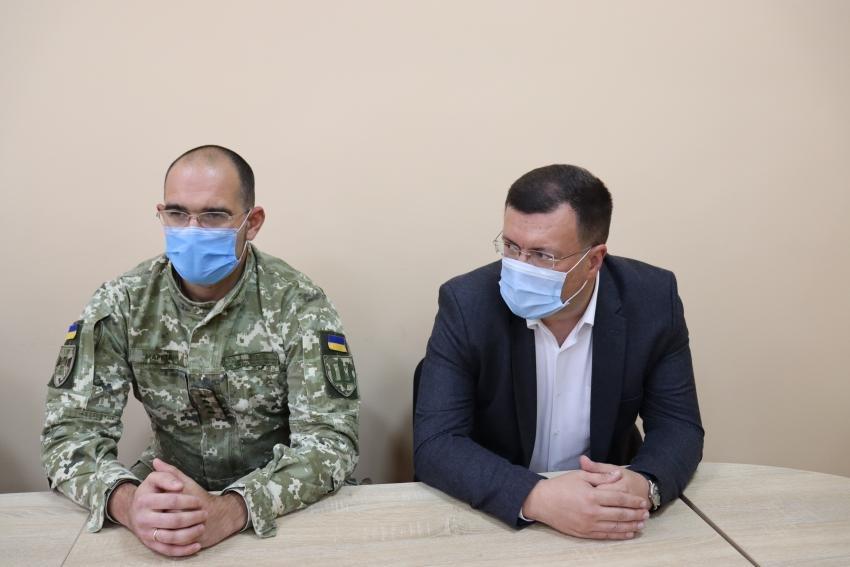 Петро Маркевич став новим начальником управління держспецзв'язку в Закарпатській області, фото-1