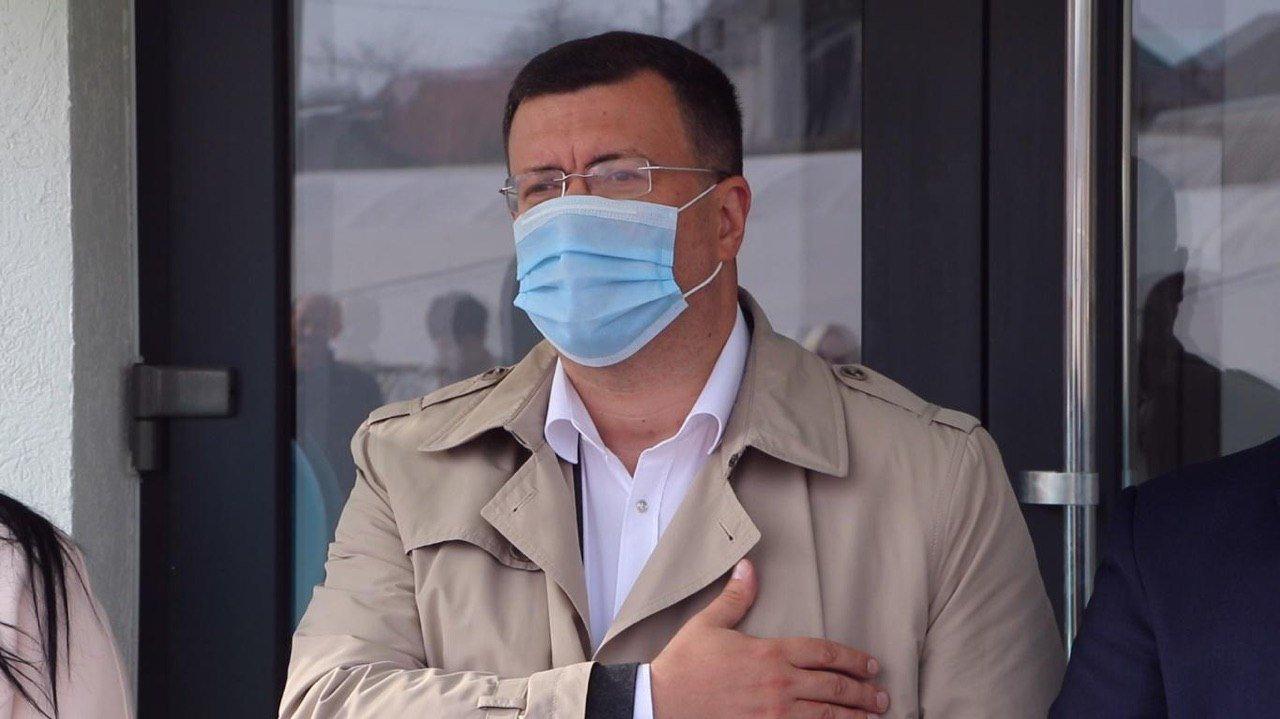 Виноградівщина вчергове отримала нову сучасну амбулаторію, - Олег Коцюба (ФОТО), фото-2
