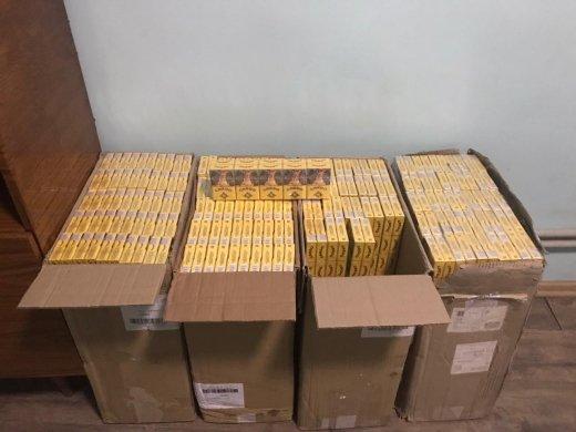На Закарпатті прикордонники пострілами зупиняли цигаркових контрабандистів (ФОТО), фото-1