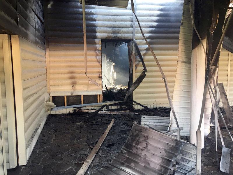 На Закарпатті горів двоповерховий житловий будинок, ліквідовували пожежу майже 2 години (ФОТО), фото-1