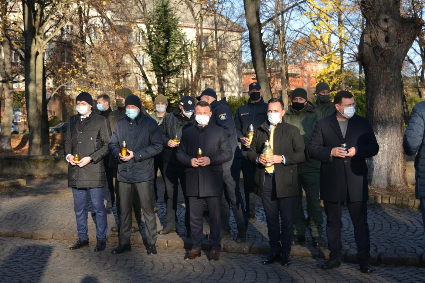 Олексій Петров вшанував пам`ять захисників (ФОТО), фото-1