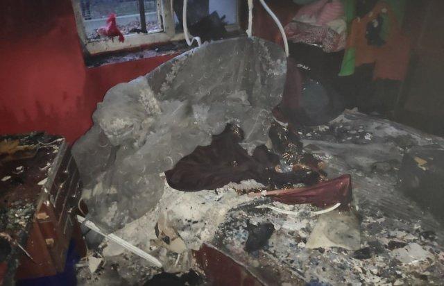 Намагались зігрітись: на Ужгородщині діти ледь не спалили будинок (ФОТО), фото-2