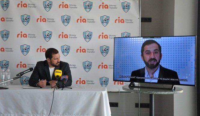 Партнер «Атлетіко» (Мадрид) став офіційним спонсором «Минаю», фото-1