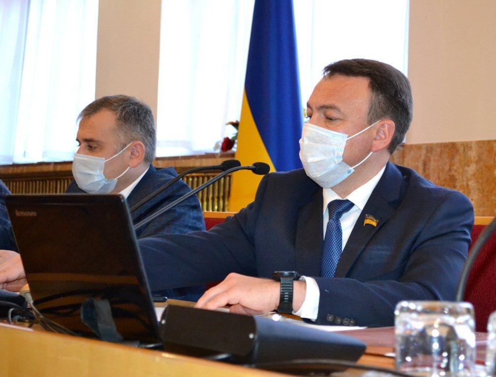 Засідання обласної ради VIII скликання: депутати затвердили постійні комісії та президію, фото-5