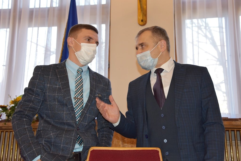 Засідання обласної ради VIII скликання: депутати затвердили постійні комісії та президію, фото-4