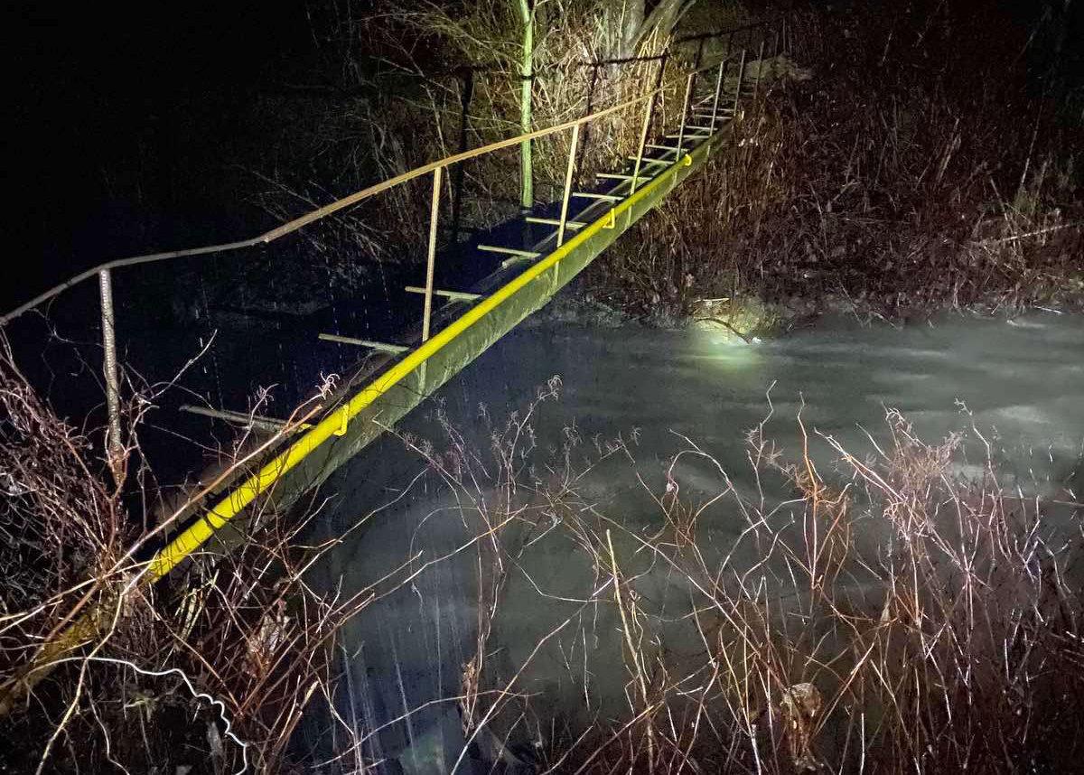 У новорічну ніч на Закарпатті потонув 24-річний хлопець, фото-1