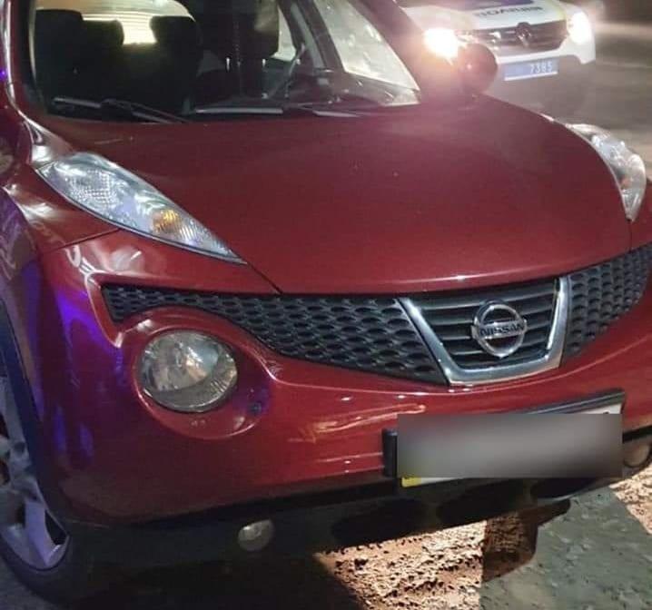 В Ужгороді п'яний чоловік викрав авто у власної дружини (ФОТО), фото-1