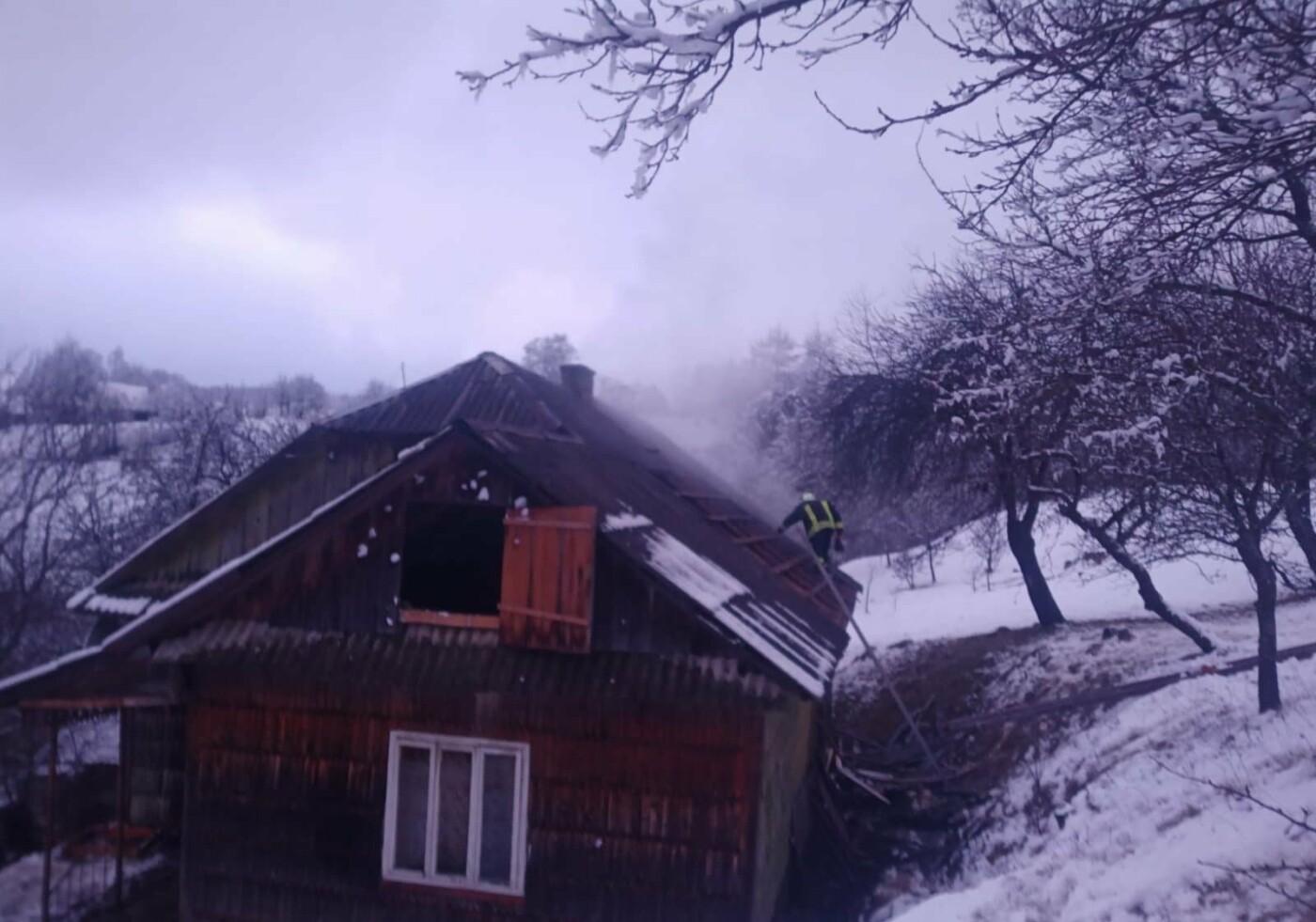 На Воловеччині чоловік згорів у власному будинку, фото-2