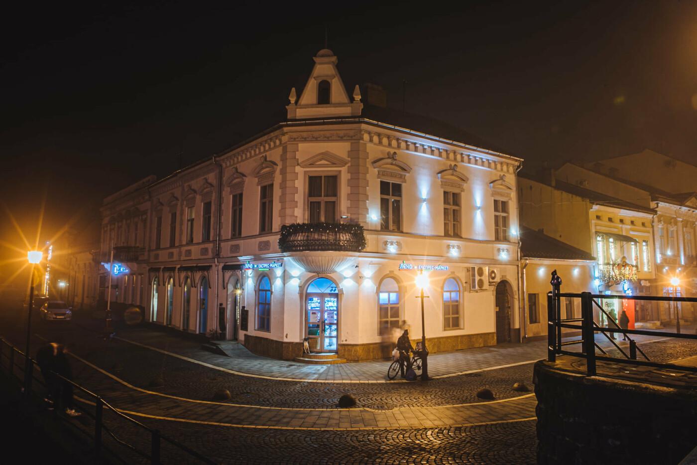 Оповитий туманом: в мережі показали світлини вечірнього Ужгорода (ФОТО), фото-4