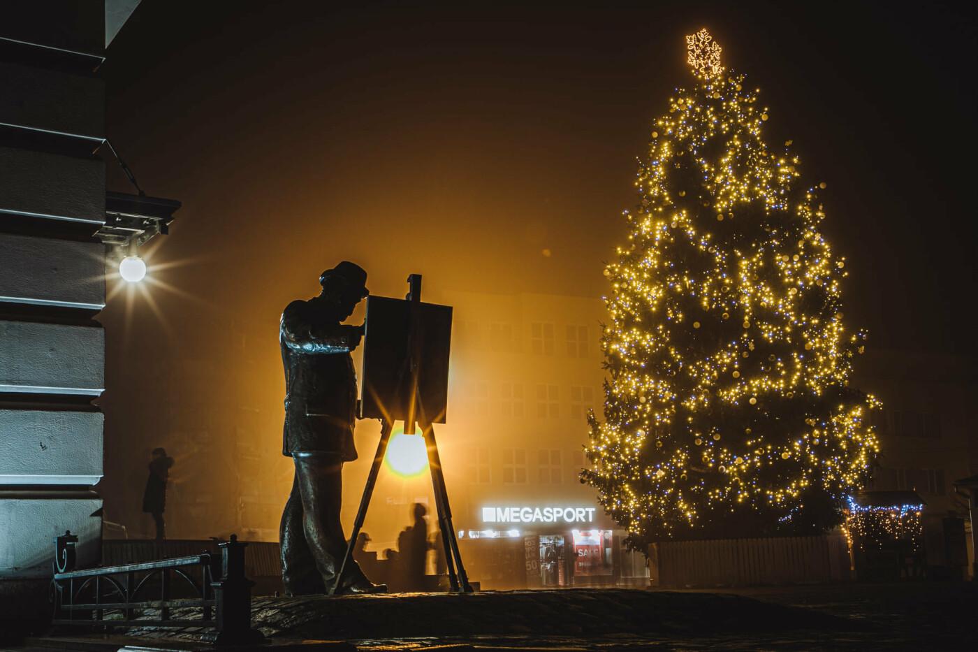 Оповитий туманом: в мережі показали світлини вечірнього Ужгорода (ФОТО), фото-7