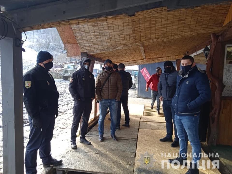 """Конфлікт вичерпано: інцидент на гірськолижному курорті """"Красія"""" вирішили мирним шляхом, фото-1"""