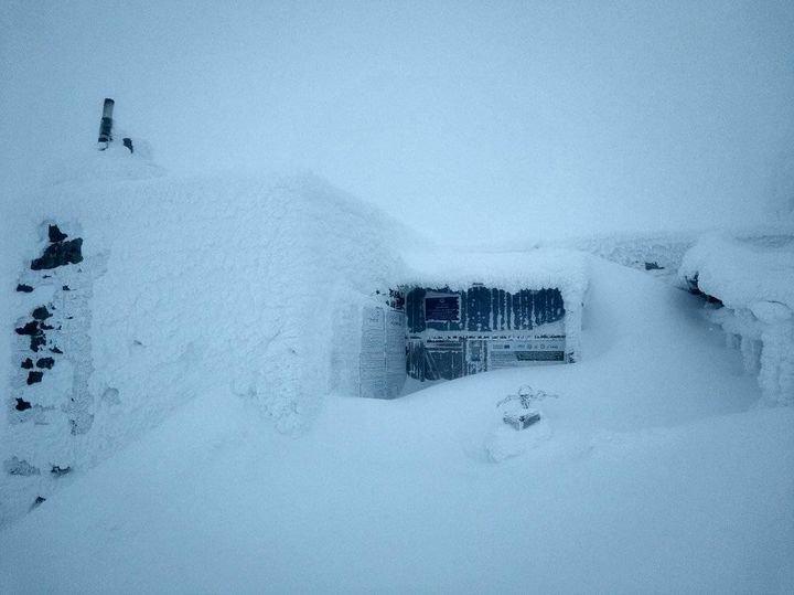 Високогір'я Карпат засипає снігом: випало більше 1 метра (ФОТО), фото-1