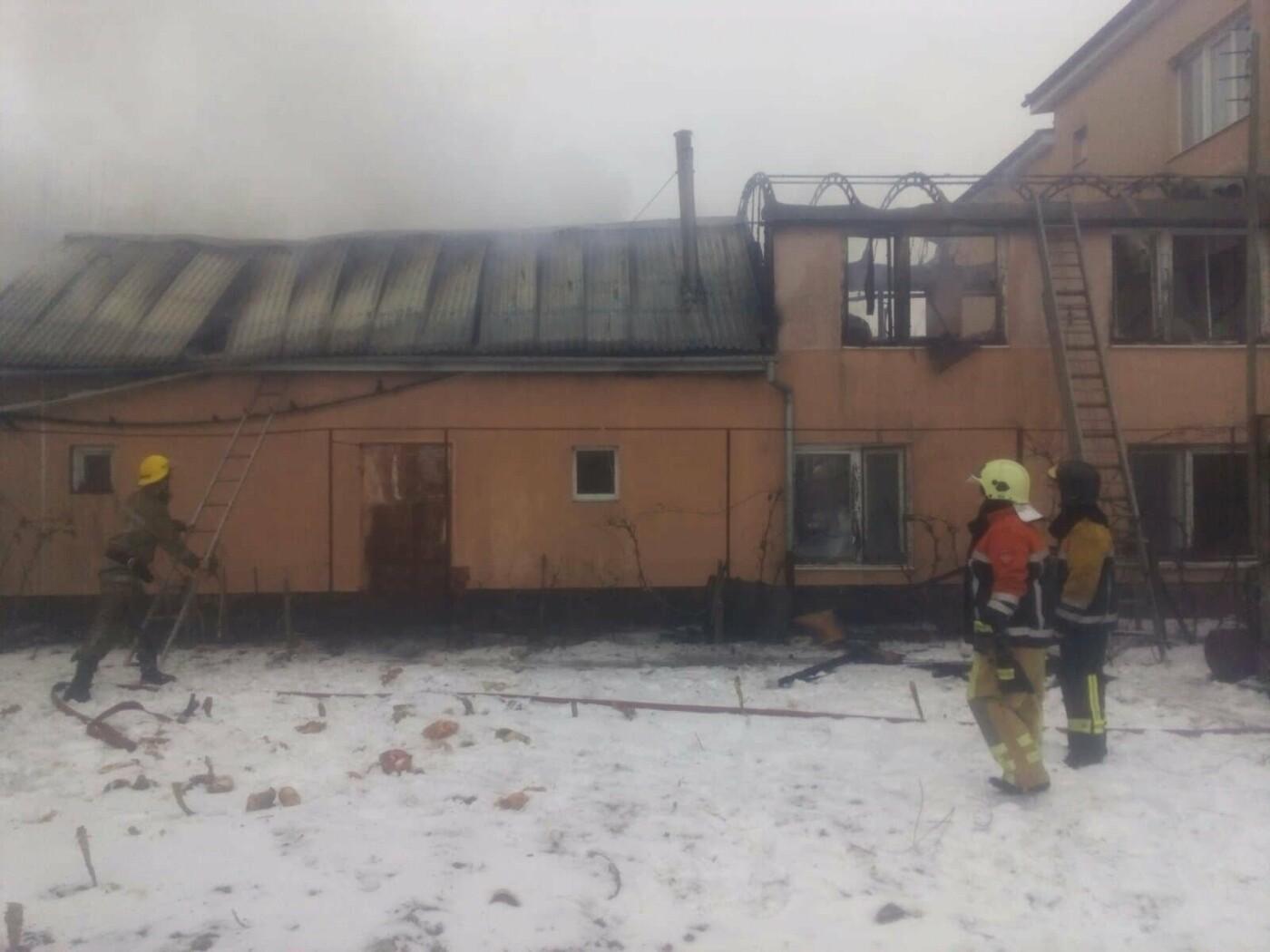 На Ужгородщині вогнеборці ліквідували пожежу (ФОТО), фото-2