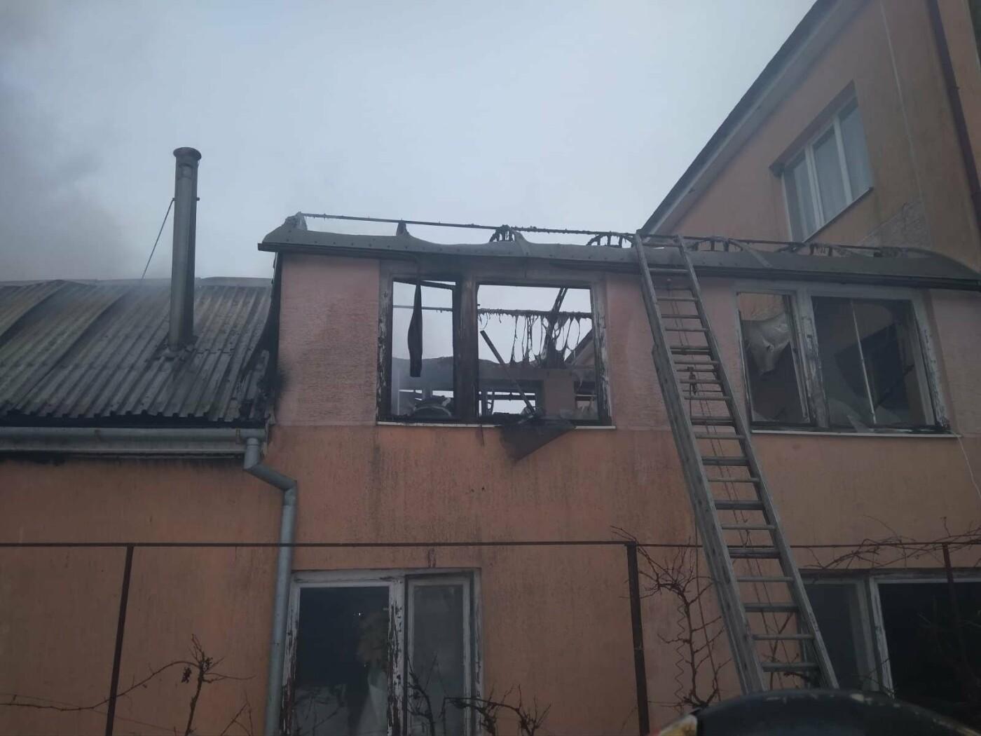 На Ужгородщині вогнеборці ліквідували пожежу (ФОТО), фото-3