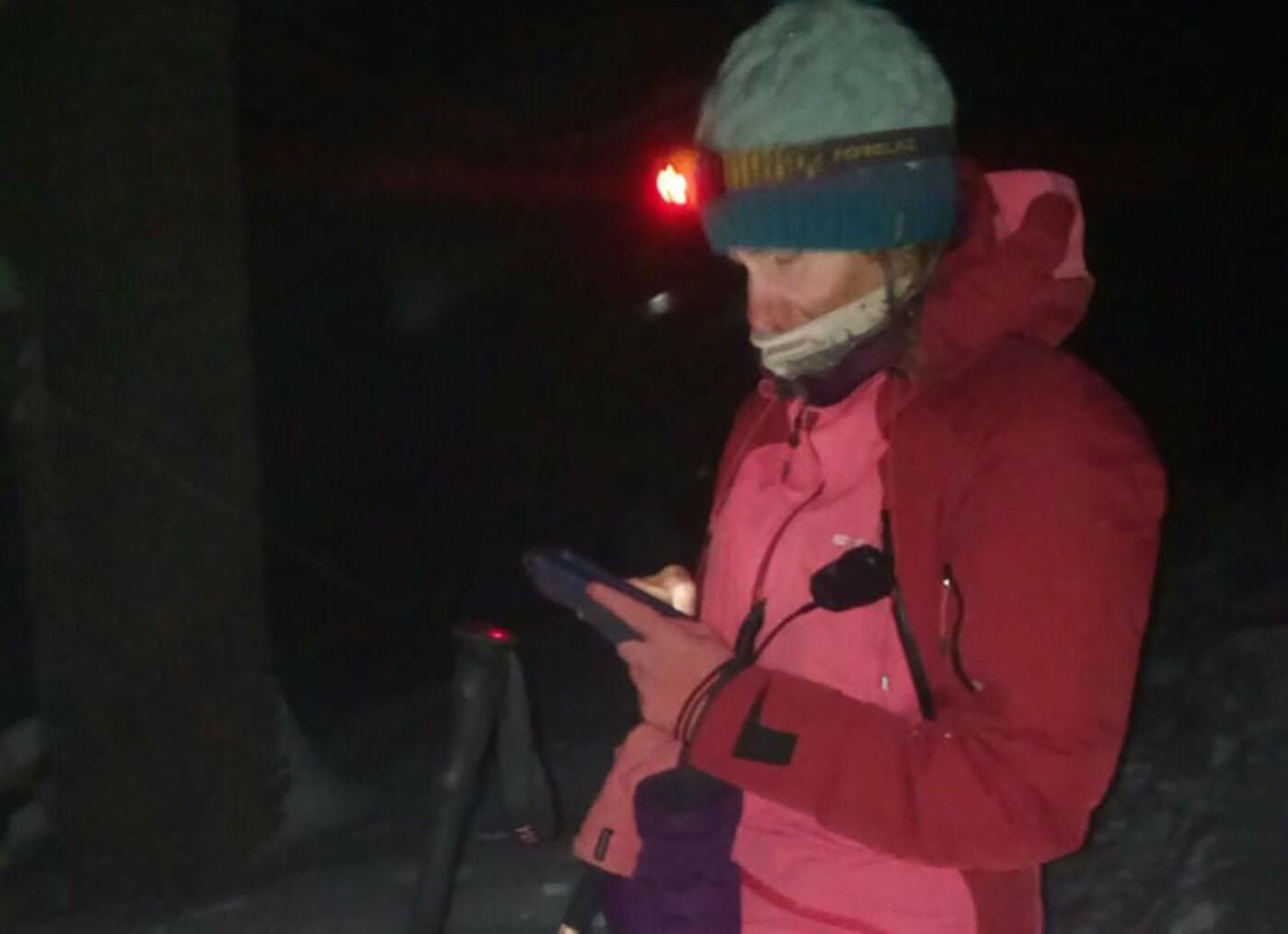На Рахівщині рятувальники розшукали двох заблукалих лижників (ФОТО), фото-2