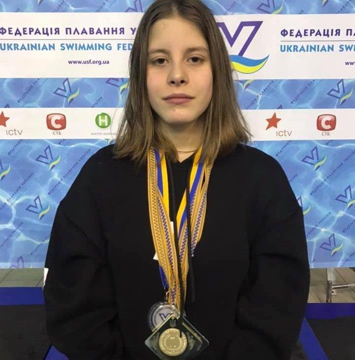 Юні ужгородські плавці успішно виступили на Чемпіонаті України серед молоді та юніорів (ФОТО), фото-1