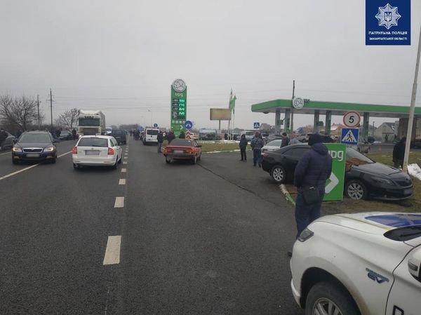 Біля Ужгорода внаслідок зіткнення двох автомобілів збили пішохода (ФОТО), фото-3