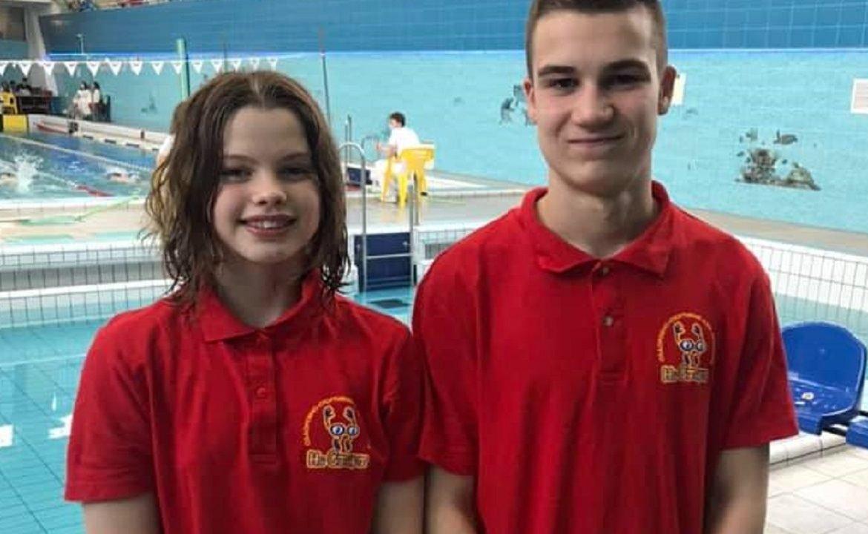 Юні плавці з Ужгорода завоювали призові місця на чемпіонаті України (ФОТОФАКТ), фото-1