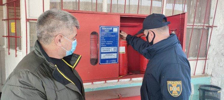 Закарпатські АЗС перевірять на дотримання вимог пожежної та техногенної безпеки (ФОТО), фото-1
