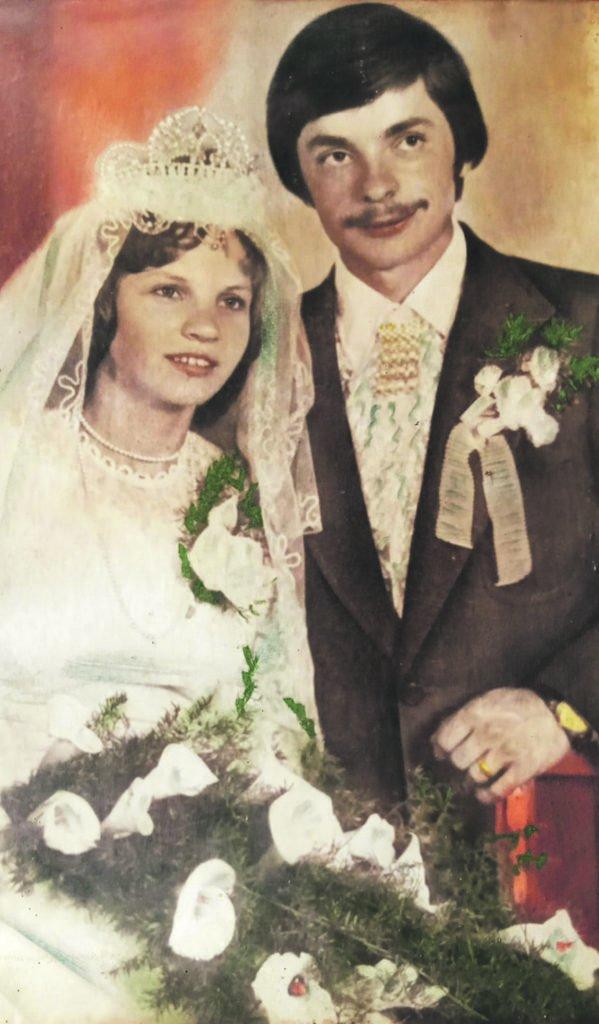 На Закарпатті подружжя обвінчалося після 40-ка років спільного життя (ФОТО), фото-1