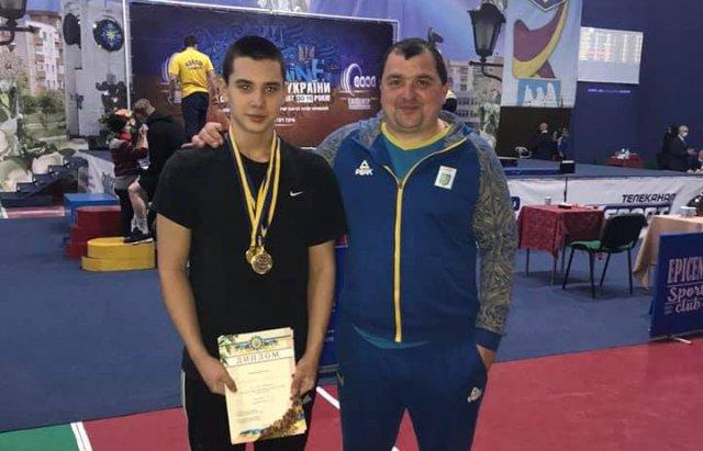 Юний закарпатець став Чемпіоном України з важкої атлетики (ФОТО, ВІДЕО), фото-1