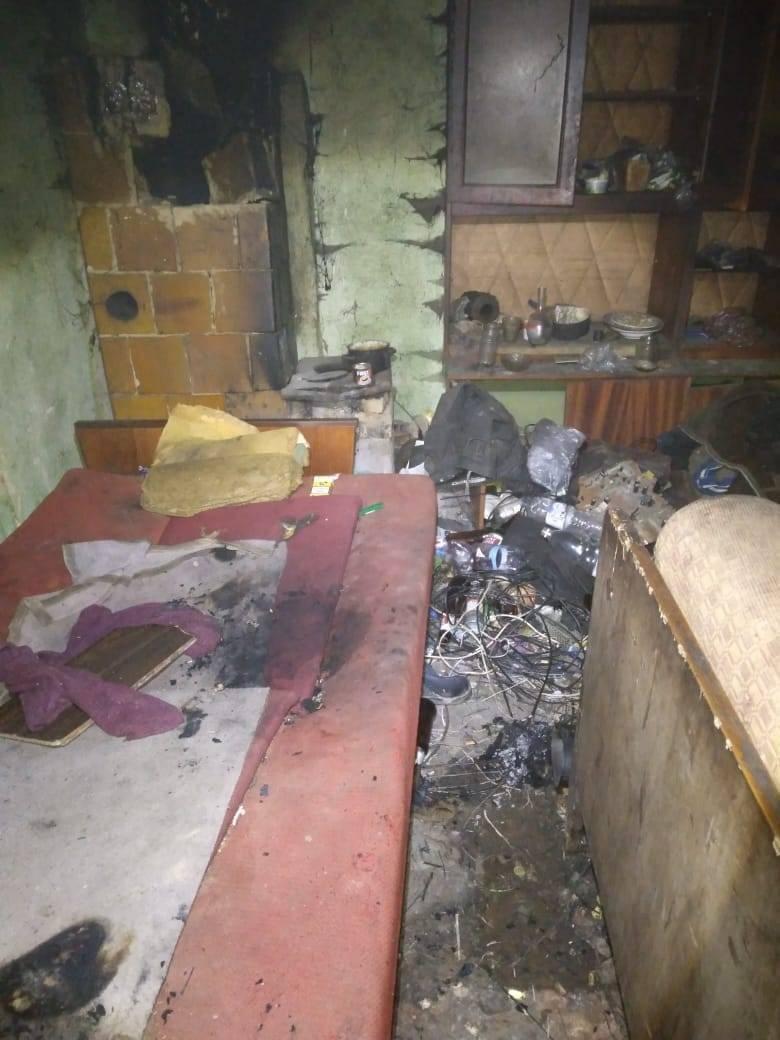 На Закарпатті через пожежу загинув власник будинку (ФОТО), фото-1