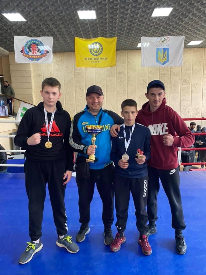 Закарпатська команда виборола перше місце на Зональному чемпіонаті України з боксу, фото-1