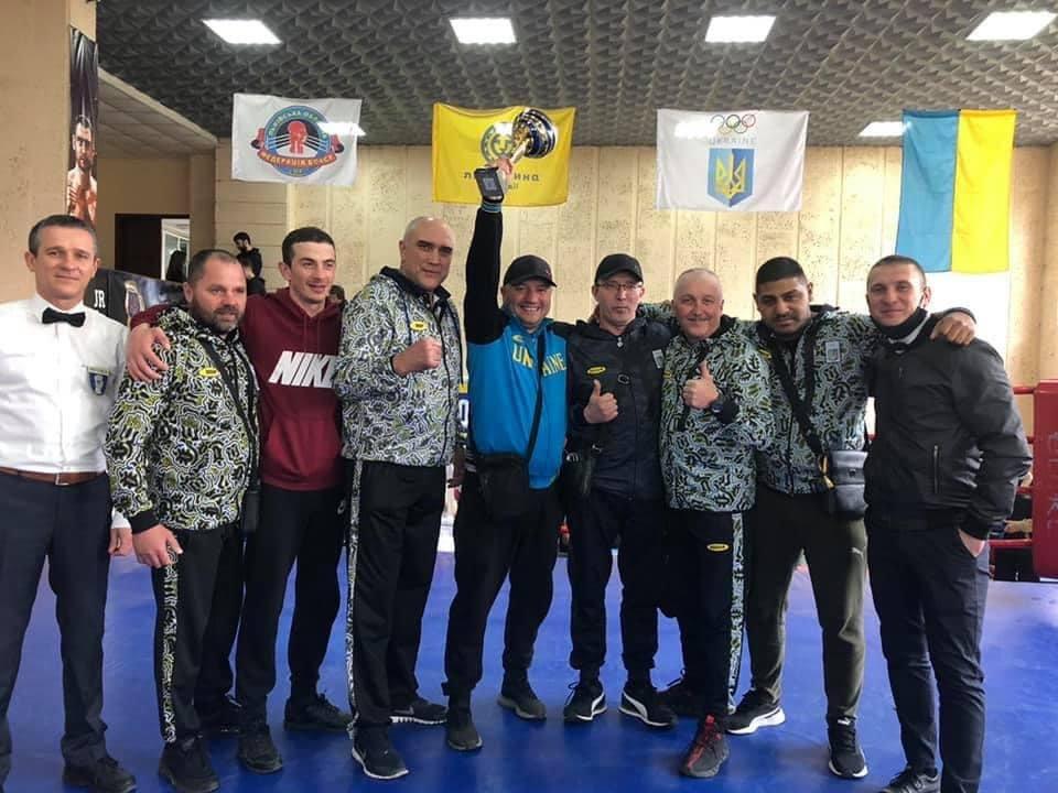 Закарпатська команда виборола перше місце на Зональному чемпіонаті України з боксу, фото-2