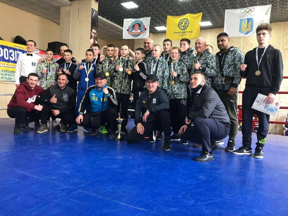 Закарпатська команда виборола перше місце на Зональному чемпіонаті України з боксу, фото-3