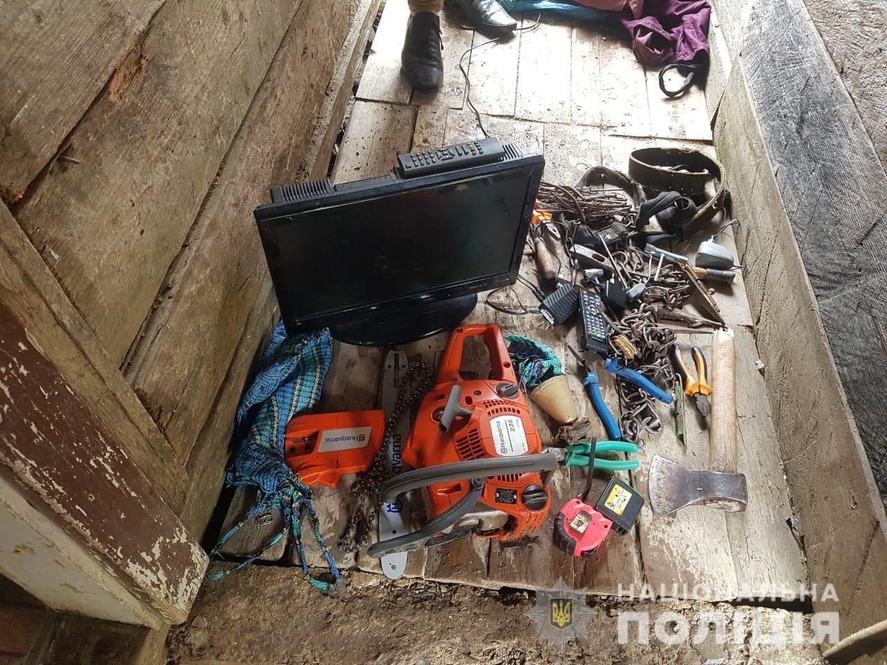 На Рахівщині 27-річний чоловік пограбував дачний будинок (ФОТО), фото-2