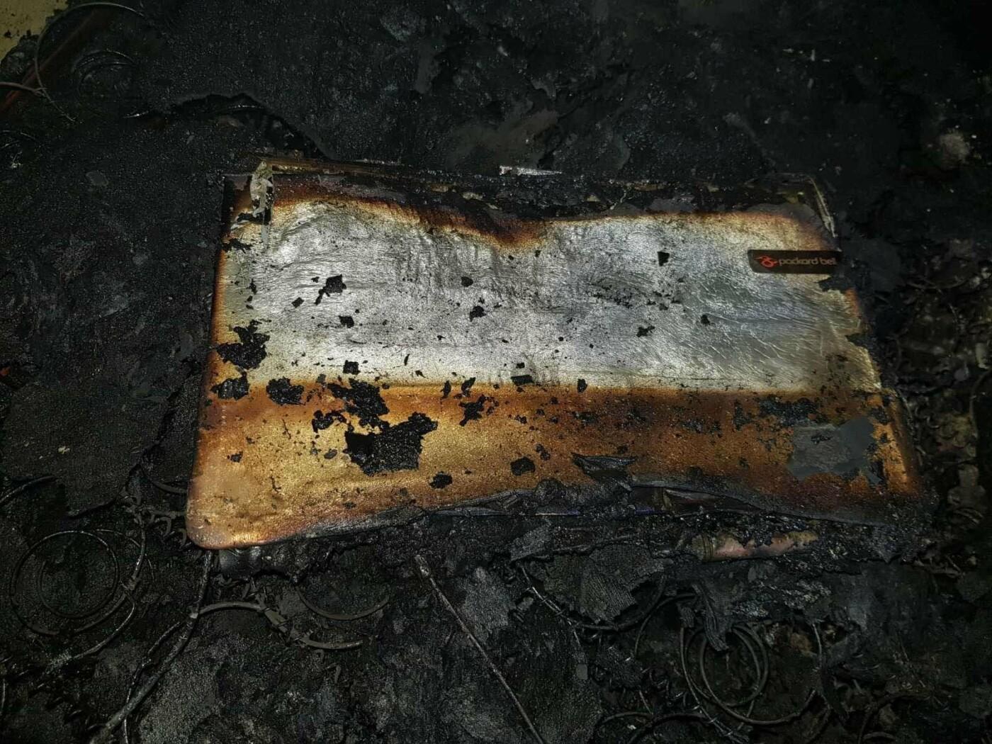 У Сваляві внаслідок пожежі загинув чоловік (ФОТО), фото-3