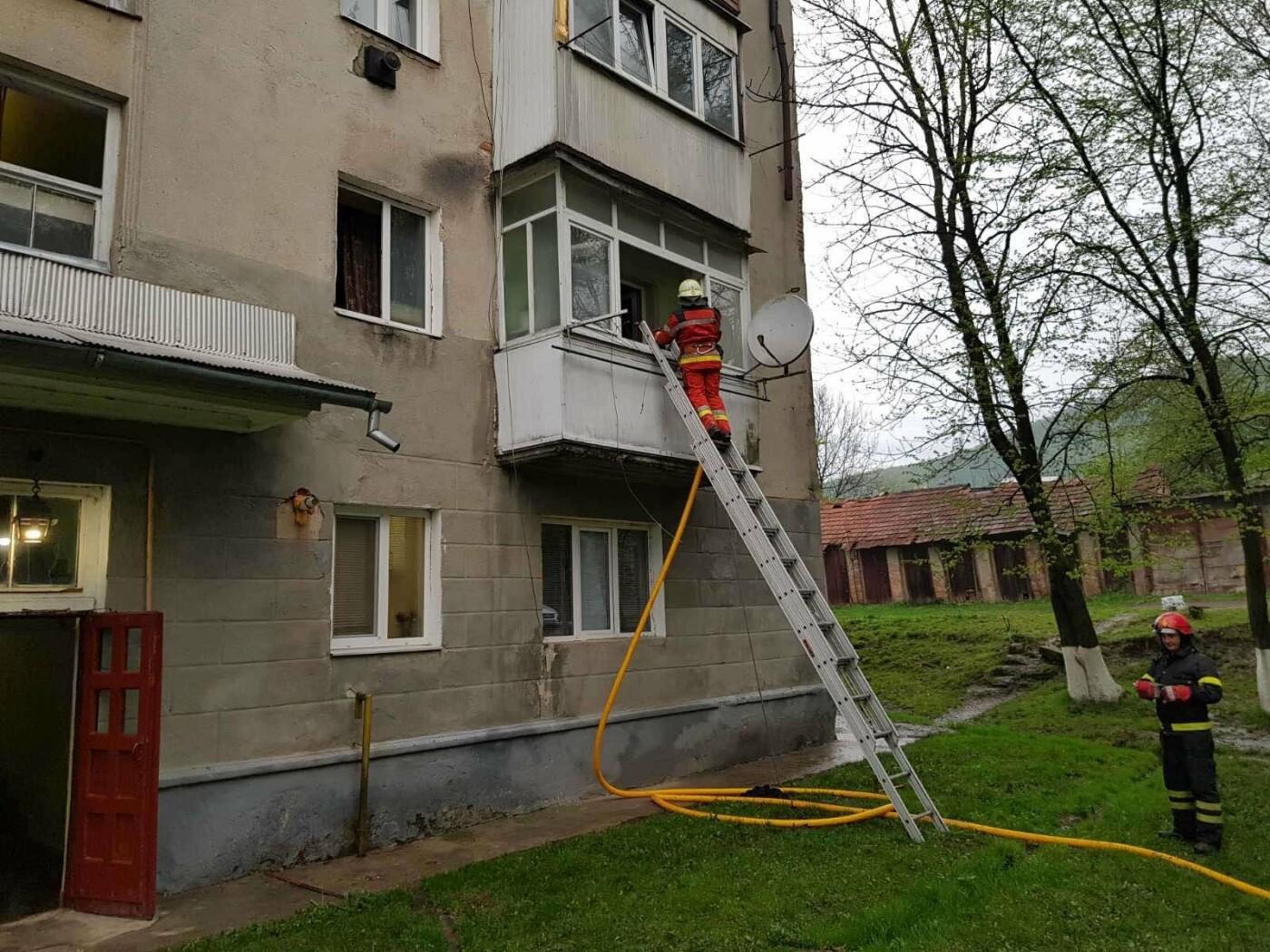 У Сваляві внаслідок пожежі загинув чоловік (ФОТО), фото-1