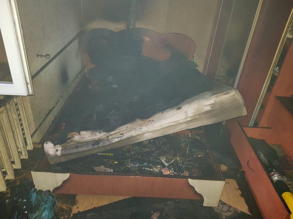 У Сваляві внаслідок пожежі загинув чоловік (ФОТО), фото-2