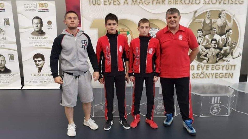 Закарпатець став чемпіоном Угорщини з вільної боротьби, фото-1