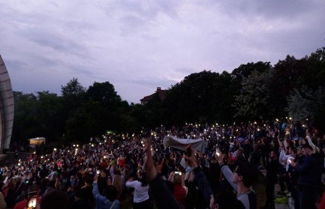 """В Ужгороді гурт """"БезОбмежень"""" зібрав аншлаг (ФОТО, ВІДЕО), фото-5"""