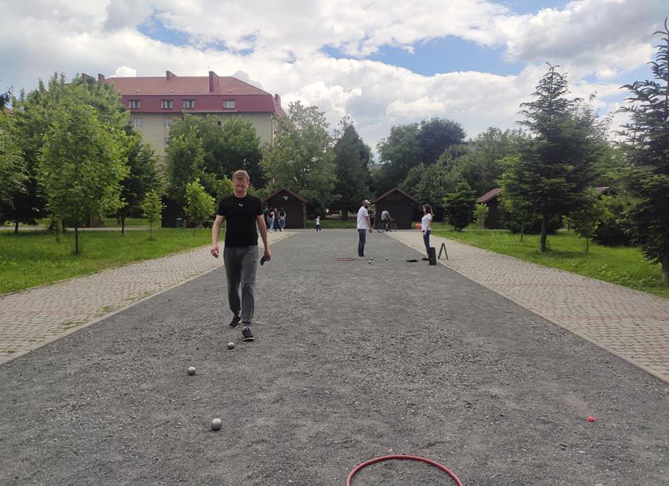 На Закарпатті відбувся перший Чемпіонат області з петанку (ФОТО), фото-1